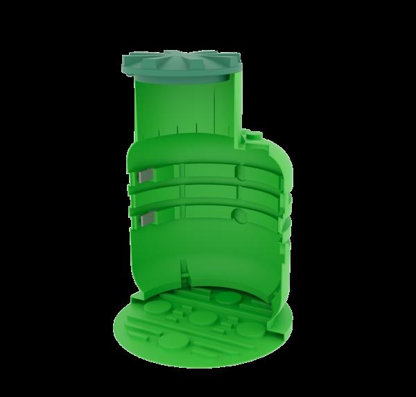 2 1 600x572 - Кессон для скважины Термит 1-5