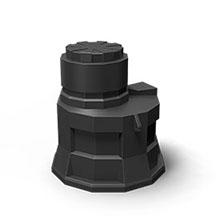 1 5 - Кессон для скважины H-1360