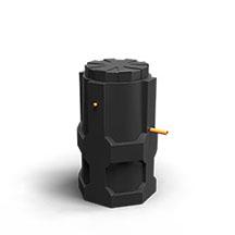 1 7 - Колодец дренажный H-1520 мм