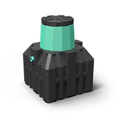 1 - Септик Термит Трансформер 2.5 S