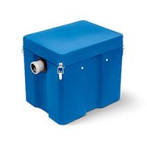 11 1 - Жироуловитель Термит 0.5-40 Производительность 0.5 м3/ч