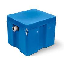 12 - Жироуловитель Термит 0.5-40 Производительность 0.5 м3/ч