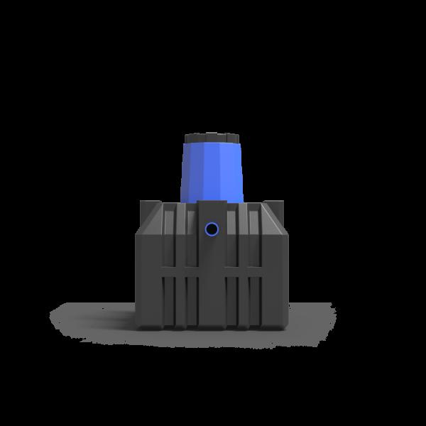 12 1 600x600 - Септик Термит накопитель 1.2