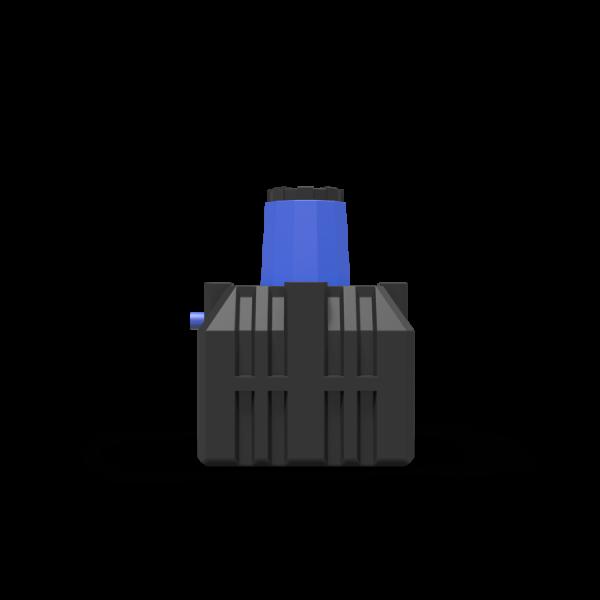 12 2 600x600 - Септик Термит накопитель 1.2