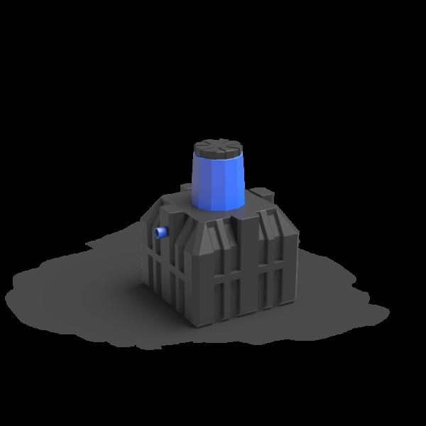 12 600x600 - Септик Термит накопитель 1.2