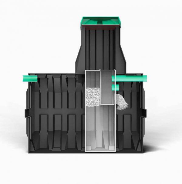 13s 4 600x605 - Септик Термит Трансформер 1.3 S