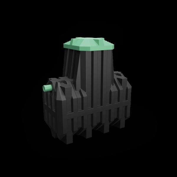 13s 600x600 - Септик Термит Трансформер 1.3 S