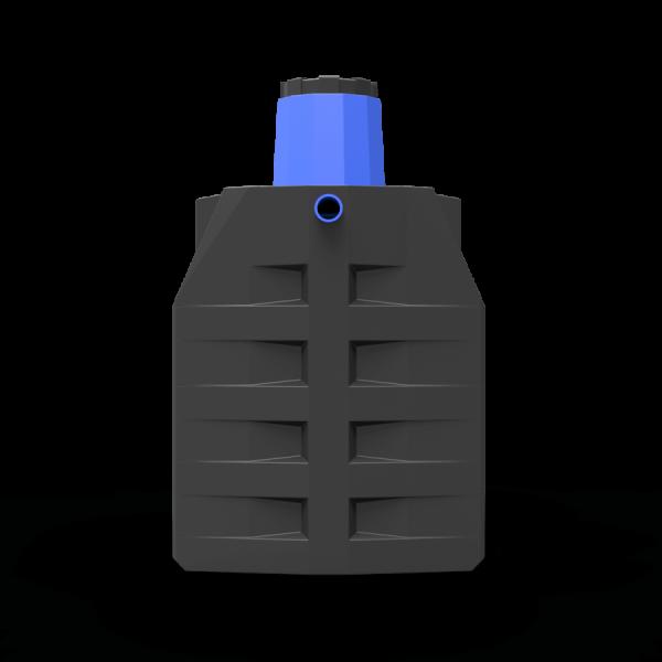 25 1 600x600 - Септик Термит накопитель 2.5
