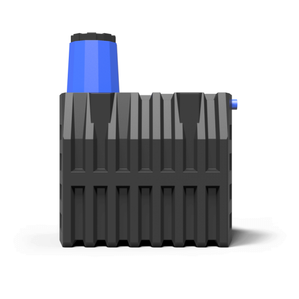 25 2 600x600 - Септик Термит накопитель 2.5
