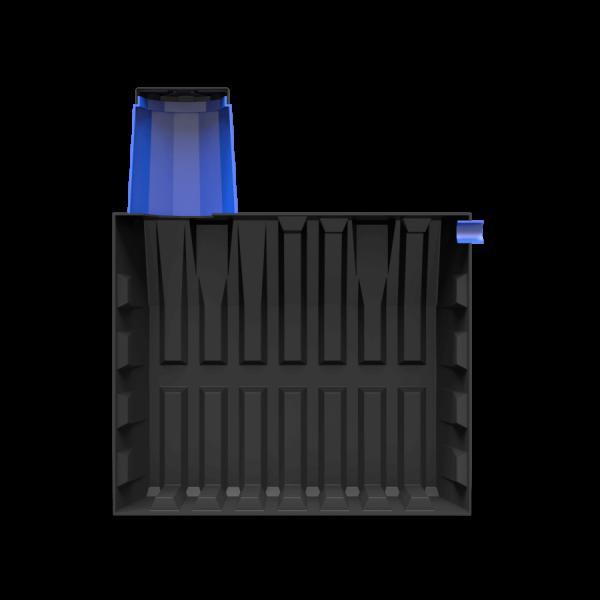 25 3 600x600 - Септик Термит накопитель 2.5