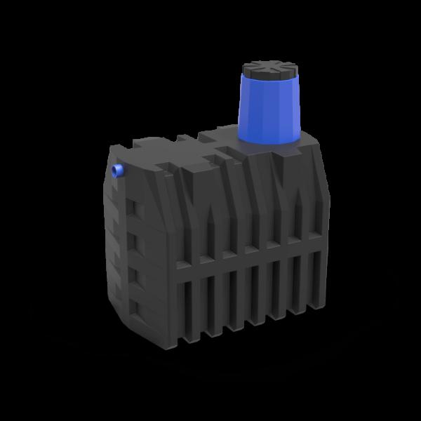 25 600x600 - Септик Термит накопитель 2.5