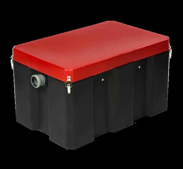80 600x555 - Жироуловитель Термит 1-80 Производительность 1 м3/ч