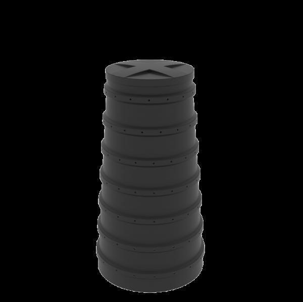 item 331 600x598 - Конусный дренажный колодец 1.5 м