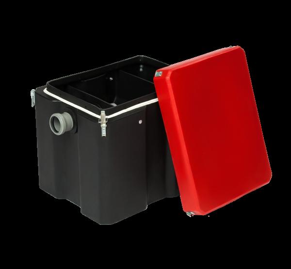 zhir2 600x555 - Жироуловитель Термит 0.5-25 Производительность 0.5 м3/ч