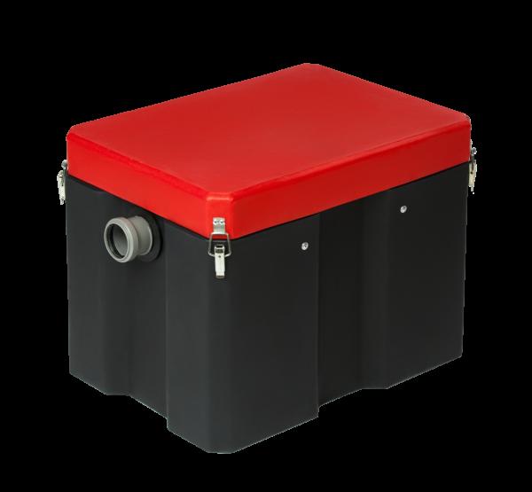 zhir4 600x555 - Жироуловитель Термит 0.5-40 Производительность 0.5 м3/ч