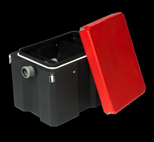 zhir5 600x555 - Жироуловитель Термит 0.5-40 Производительность 0.5 м3/ч